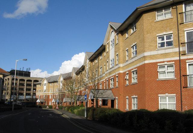 Croydon:  Flats in Charles Street