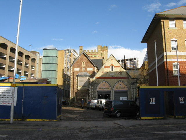 Croydon:  Exchange Marketing Suite, Charles Street