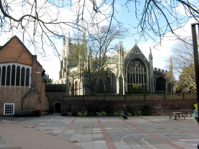 Croydon Parish Church (St. John the Baptist)