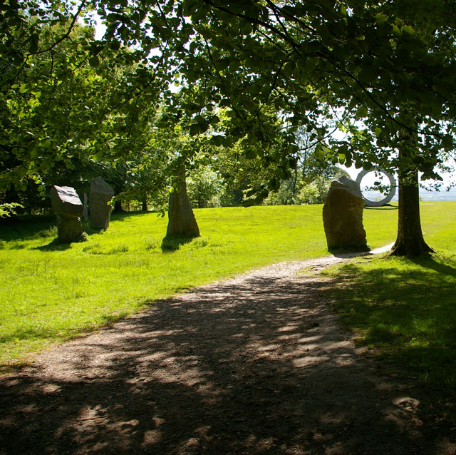 Stone Sculptures -  Heavens Gate
