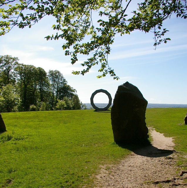 Stone Sculptures -  Heavens Gate