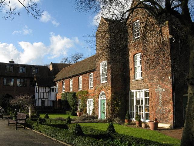 Croydon:  Old Palace School (part)
