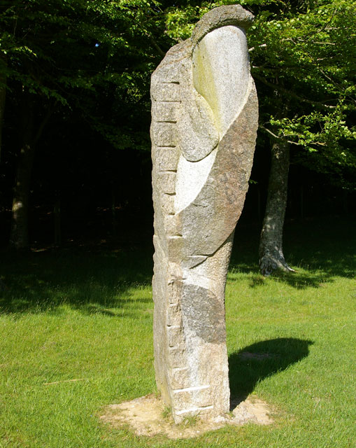 Stone Sculpture -  Heavens Gate