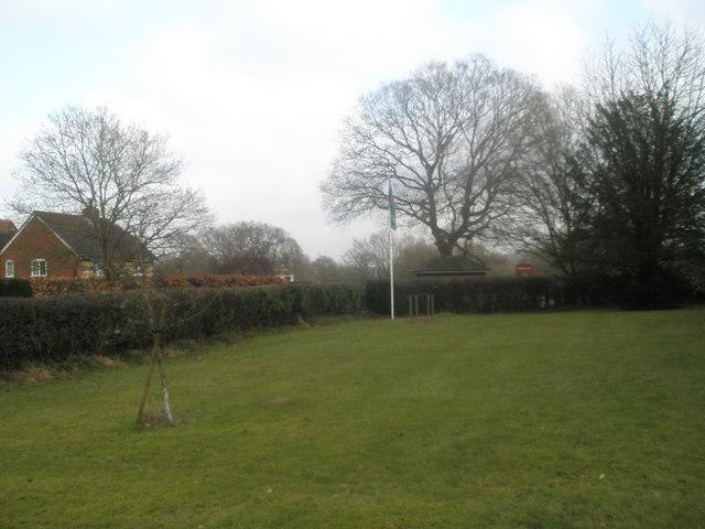 Dockenfield Churchyard