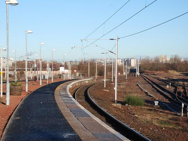Rutherglen Station