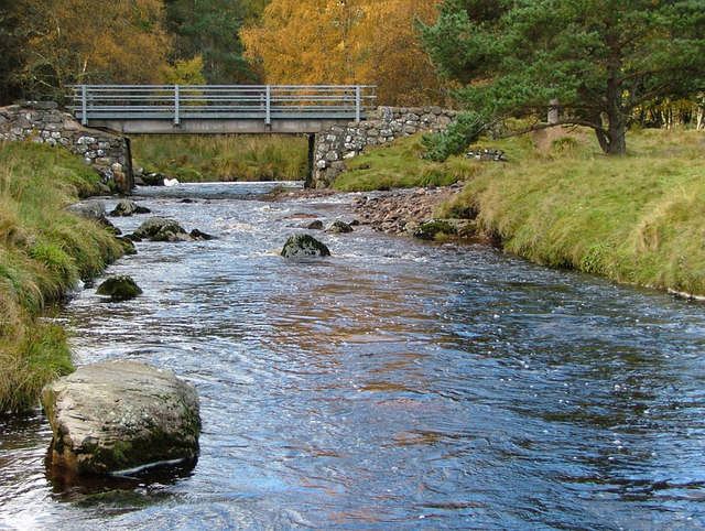 Bridge in Glen Kyllachy