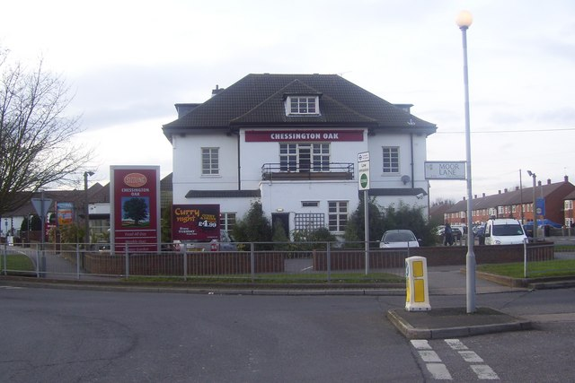 Chessington Oak public house