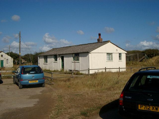 Spurn Bird Observatory accommodation block