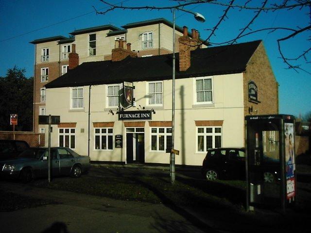 Furnace inn, Duke Street, Derby