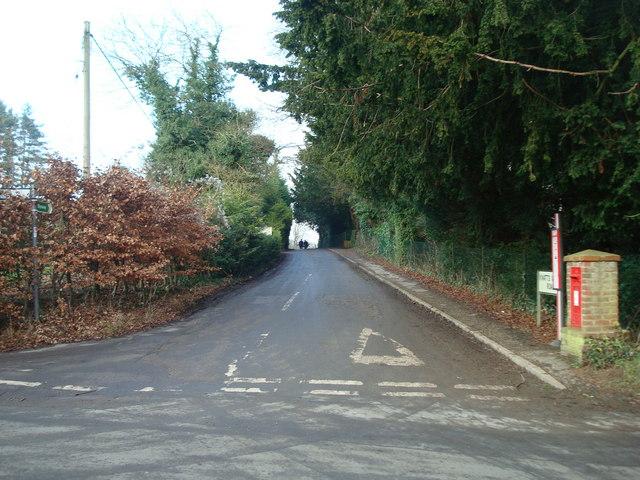 Knatts Valley Road