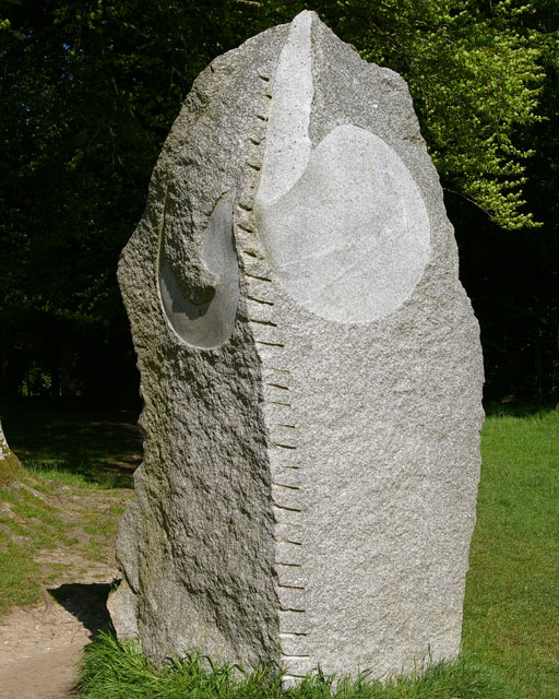 Stone Sculpture -  Heavens Gate