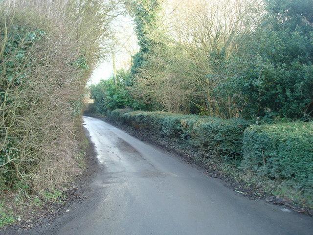 Cotmans Ash Lane
