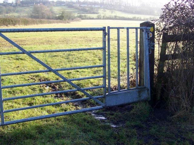 Gate, Cucklington