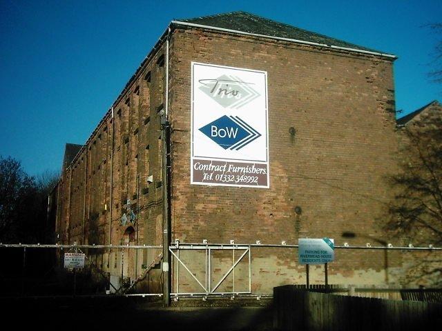 Bath Street Mills, Derby