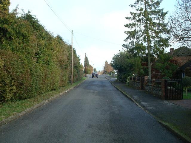 Highfield Road, Kemsing