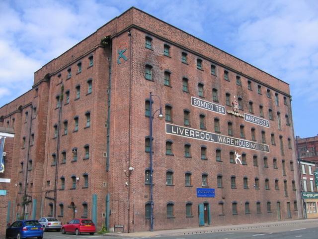Bonded Tea Warehouses, Great Howard Street