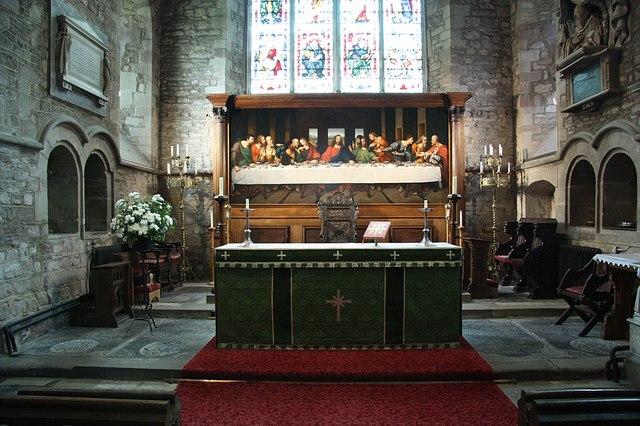 St.Michael & All Angel's sanctuary