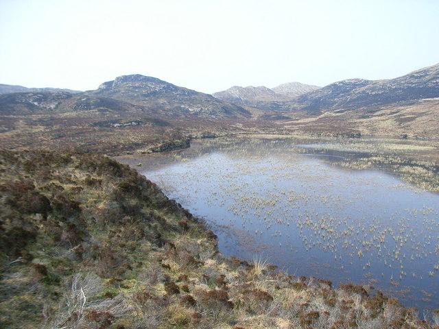 Loch Horaveg