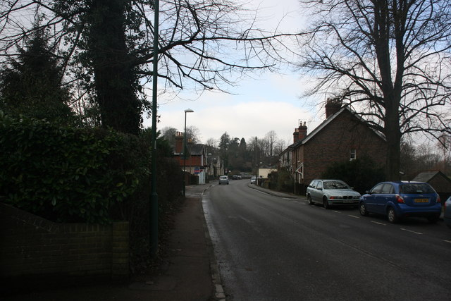 Hartfield Rd, Forest Row