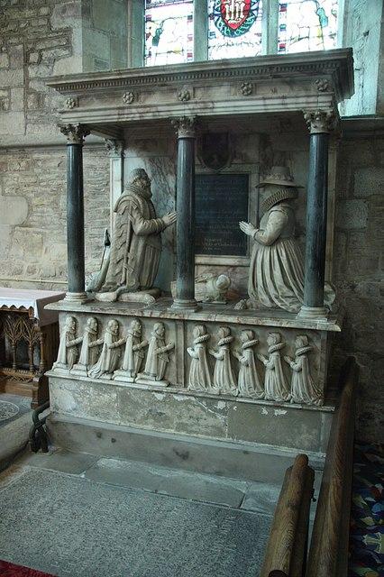 Skynner tomb