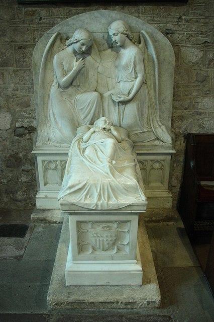 John Hamilton-Martin memorial