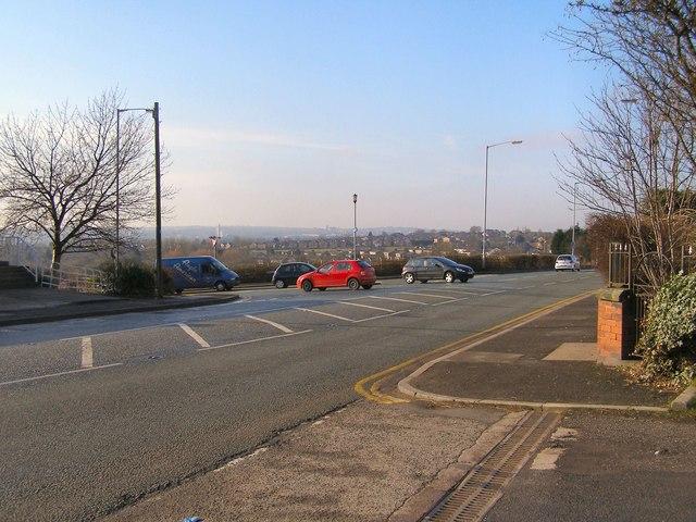 Bury Road