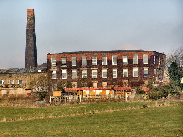 Disused Mill