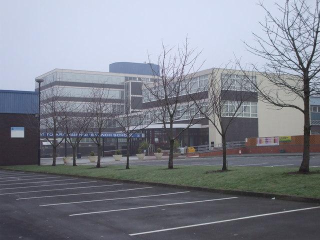 Archbishop Blanch School, Liverpool