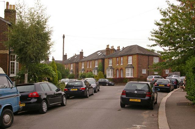St Mary's Road