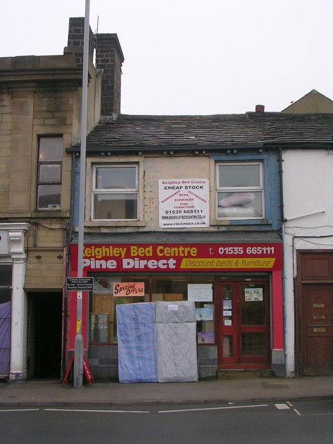 Keighley Bed Centre - Bridge Street
