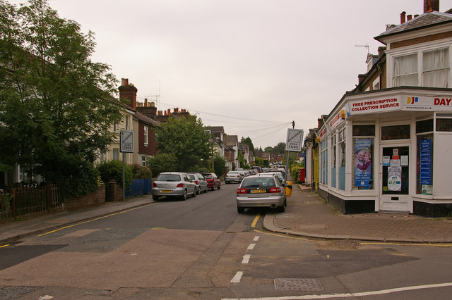 Lesbourne Road
