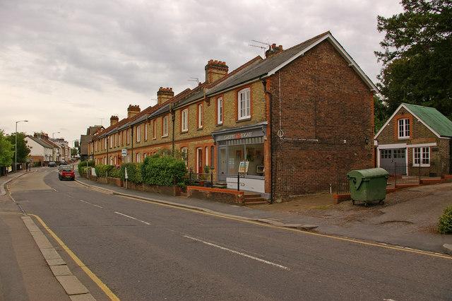 1 - 9 Lesbourne Road