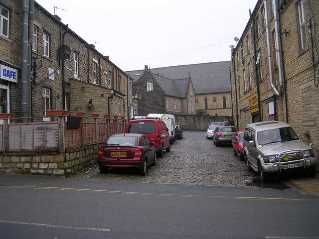 Samuel Street - Campbell Street