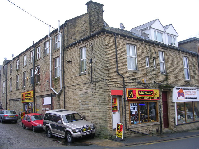 Aire Valley Cycles - Campbell Street