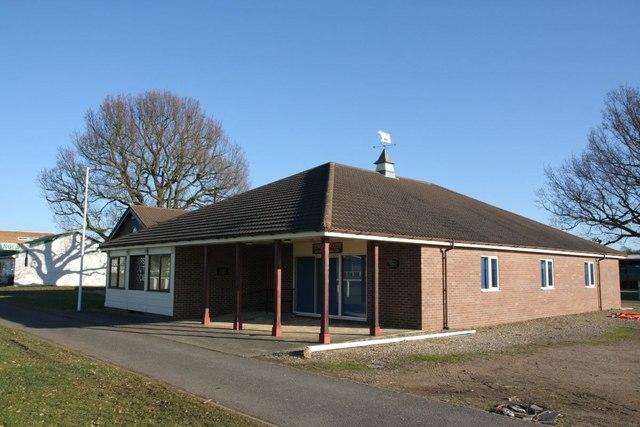 Jersey Cattle Society pavilion
