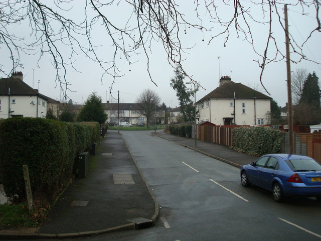 Millfields Close, St Paul's Cray