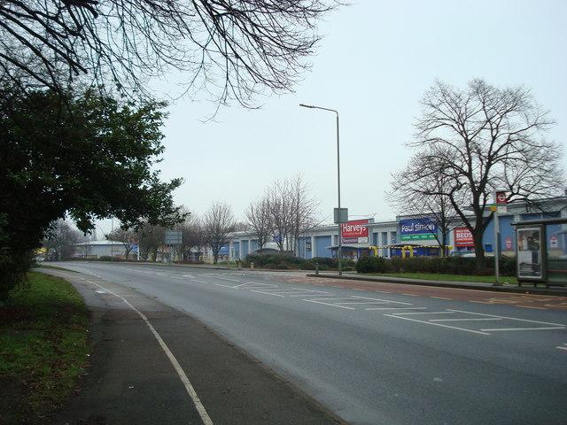 Sevenoaks Way, St Paul's Cray