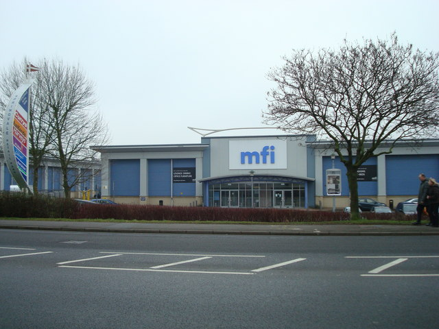 Former MFI store, Springvale Retail Park, St Paul's Cray