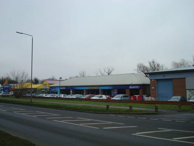 Kwik Fit, Sevenoaks Way, St Paul's Cray