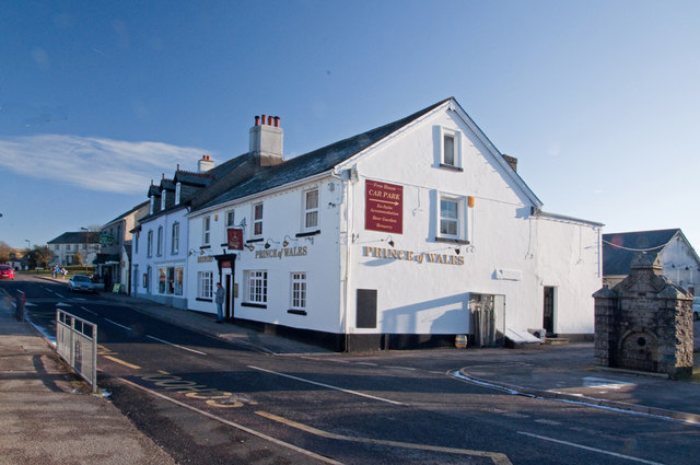 The Prince of Wales - Princetown