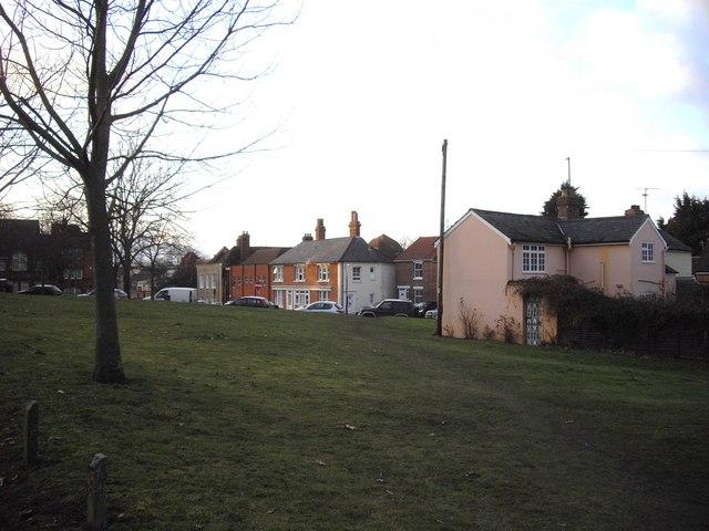 St. Johns Green, Colchester.