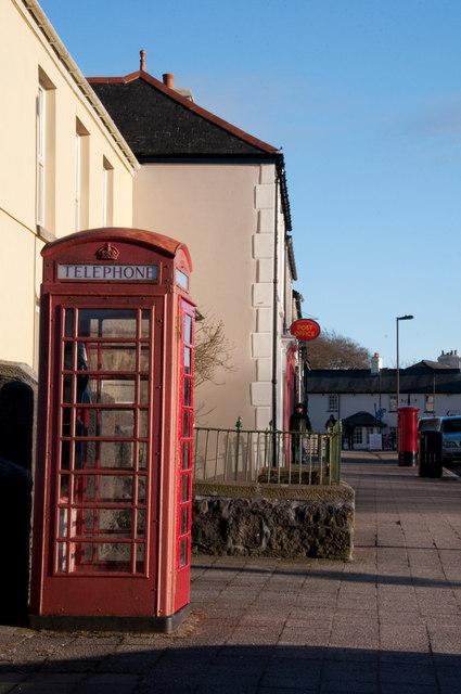 Tavistock Road - Princetown
