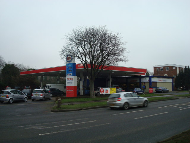 Tesco Express, Sevenoaks Way, St Paul's Cray