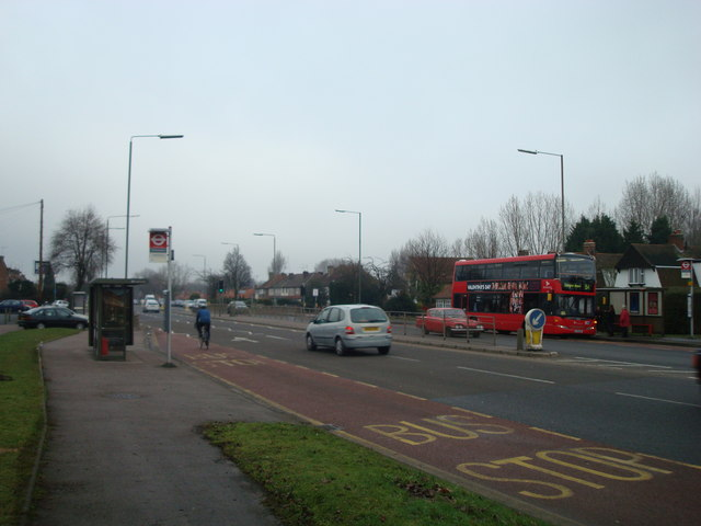 Sevenoaks Way, St Paul's Cray