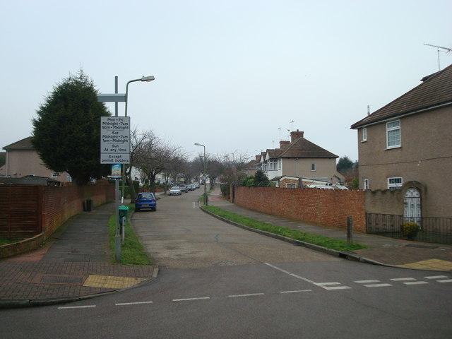 Normanhurst Road, St Paul's Cray