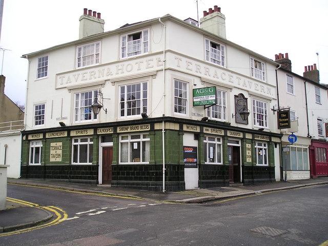 The Terrace Tavern Pub, Gravesend