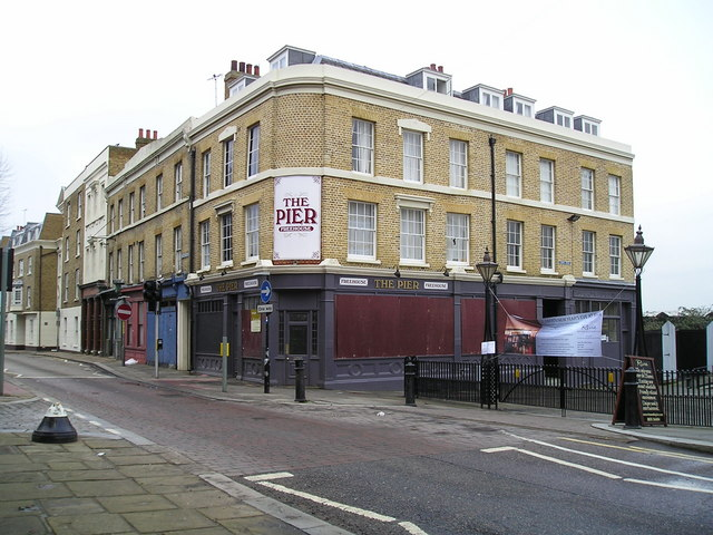 The Pier Pub, Gravesend
