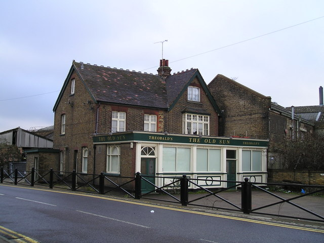 The Old Sun Pub, Gravesend