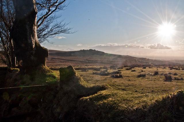 King's Tor - Dartmoor