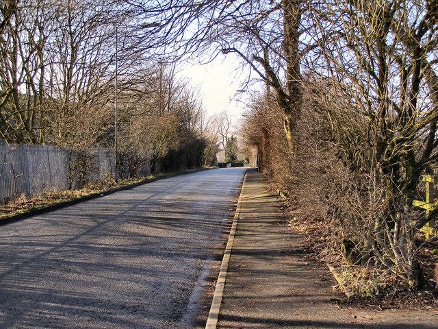 Browns Road